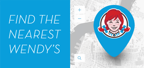 Find Your Nearest Wendy's