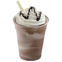 CHOCOLATE FROSTY™ SHAKE